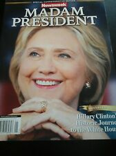 MADAM PRESIDENT Newsweek Special Commemorative Edition Very Rare Mint Condition