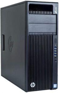 HP Workstation Z440 Intel XEON E5-2658a v3 12 core 16 GO 120 Go SSD+1,5 To Nvidi