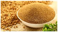 Fenugreek Methi Powder 50 gm 100% Pure Organic Trigonella Foenu Powder - F/S