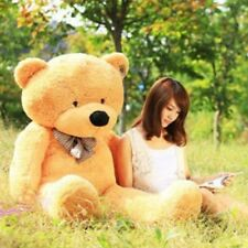 """39.37"""" 100cm Teddy Bear CASE UNFILLED NO PP COTTON Huge Stuffed Toy Gift"""