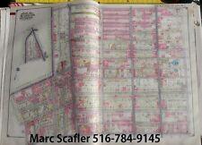 1917 Orig E. Belcher Hyde Brooklyn Ny Prospect Park St. Francis Church Atlas Map