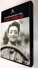 Le Grandi Biografie della Storia ENZO FERRARI DVD