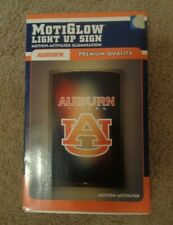 "Auburn Tigers Ncaa Licensed MotiGlowâ""¢ Light Up Sign"