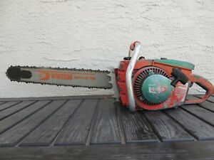 Homelite C-9 - Beautiful Vintage 85cc Chainsaw that Runs and Cuts Great!!!