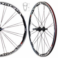Road bike wheelset Campagnolo 9, 10 or 11 Speed