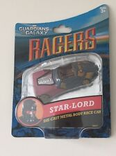 Star Lord Disney Racers Die cast Car Guardians of the Galaxy Disney Parks NEW