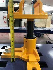 Universal Heavy Duty Auto Body Frame Machine Tie Down Pinchweld Clamp Set of 4
