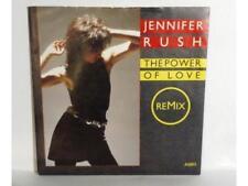 "JENNIFER RUSH - THE POWER OF LOVE - SINGLE 7"" - UK- 1984 - (B/G++ - EX/NM)"