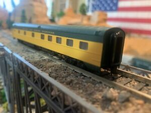 N Scale Walthers Chicago & North Western CNW PS Plan 4140 10-6 Sleeper DETAILED
