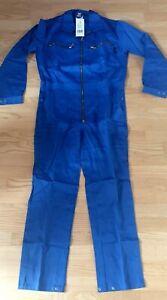 Pionier Classic Diagonalköper Rallye-Kombi kornblau Arbeitskleidung Blaumann 50