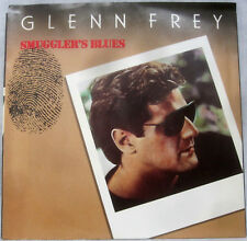 "Glenn Frey - Eagles - SMUGGLER'S BLUES - Promo Vinyl 7"" Single [1984] - NM"