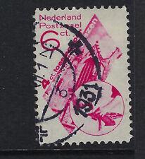 NETHERLANDS:1931 Gouda Church Restoration Fund 6c+4c carmine SG393  used