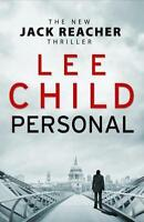 Lee Child ~ Personal: (Jack Reacher 19) 9780857502674