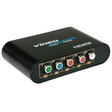 Adapter Converter Component YUV YPbPr  Video to HDMI
