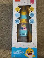 New in Box Pinkfong Baby Shark Children's Vacuum w/ Real Suction Power