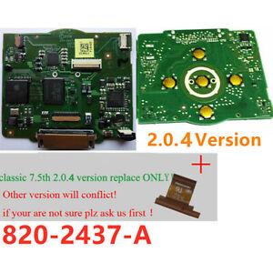 Apple iPod Classic A1238 7th Generation 160GB Logic Board 2.0.4 820-2437-A