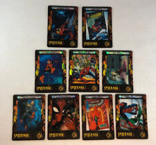 SPIDER-MAN FILMCARDZ Artbox 2002 Complete CEL CHASE CARD SET of 9 (#Ph1-Ph9)