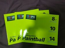 IPG Paintball Tickets***Read Description