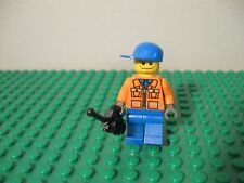 LEGO cty054: Ground Crew minifigure 2008 from set 7734 CARGO