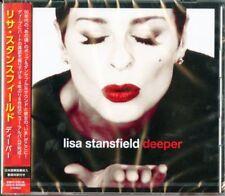 LISA STANSFIELD-DEEPER-JAPAN CD F56