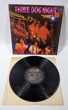 THREE DOG NIGHT ONE 1969 LP IN SHRINK DS-50018