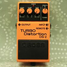 BOSS DS-2 TURBO Distortion Guitar effect pedal (KK02230)