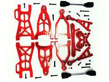 В комплекте расширенный Rovan Cnc алюминиевый набор рычагов подвески Fit 1/5 HPI Baja 5B 5 т