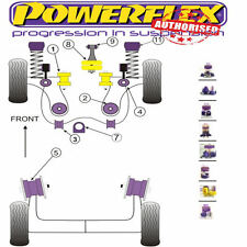 VW GOLF MK4 1J 2WD Powerflex Suspension Bush Kit - DIESEL models