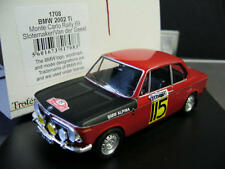 BMW 2002 ti rallye monte carlo 1969 #115 slotemaker/v Geest trofeu 1:43