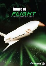 Best Of Extreme Machines  Future Of Flight (DVD, 2009) Region 4  New