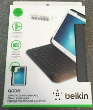 """Belkin QODE Universal keyboard Case for 10"""" tablets - Android & iOS"""