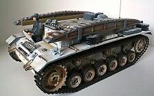RESIN Umbausatz Panzer 3  zum  Pionierpanzer Sd. Kfz. 1:16 (58)