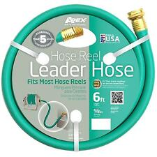 Apex 887 6 Hose Reel Leader 5 8 Inch X Feet