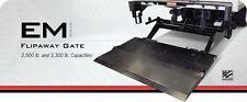 """Waltco EM 25 Tukaway Liftgate New OEM - 2500 lbs 80x50"""" Steel Platform"""