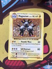 Pokemon Magneton 38/108 - Holo Rare - XY Evolutions - Light Edgewear
