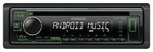 Kenwood KDC-130UG - CD/MP3-Autoradio mit AUX-IN / USB - KDC 130 UG