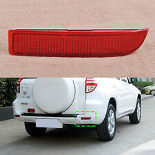 Rear Right Bumper Lamp Light Reflector Cover Fit For Toyota RAV4 2009-2011 2012