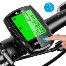 Bicycle Computer Backlight Wireless Wired Waterproof Speedometer Mtb Bike Cycle