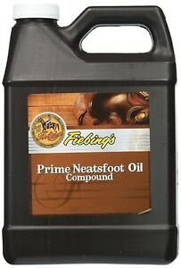 Fiebing's Prime NEATSFOOT Oil Compound Leather 16 Oz