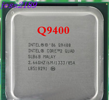 Intel Core 2 Quad Q9400 2.66GHz SLB6B 6MB Cache 1333Mhz LGA775 CPU Processor