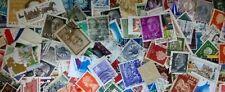 LOTTO di 900 francobolli mondiali diversi
