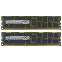 NEW HP 2GB PC2-6400R DDR2-800MHz ECC REG REGISTERED MEMORY #497763R-B21 2x1GB