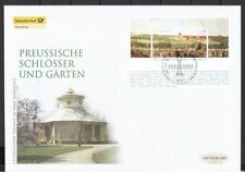 Echte Briefmarken aus Deutschland (ab 1945) mit Ersttagsbrief für Architektur