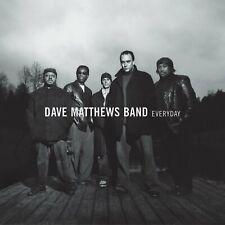 Everyday - Dave Matthews Band Album Compact Audio Disc 2001 Alt Rock 07863679882