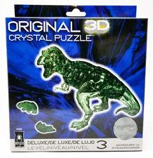 T Rex Dinosaur Puzzle Bepuzzled 30968 3D Crystal Puzzle T-Rex: 49 Pcs Brand New