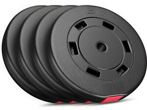 Weight Plastes Hop Sport - 40kg - SeT, Pro Gym, High Quality and Quick Delivery