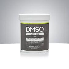 1 lb 99.995% PHARMA GRADE DMSO GEL LOW ODOR IN BPA FREE PLASTIC FAST SHIPPING