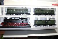 Märklin 55021 Digital Zugpackung Nahverkehr Sound Spur 1 OVP