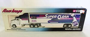 Vintage mettel Nascar race image castrol super clean truck car limited edition