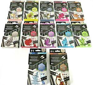 Spectrum Noir Classique Colouring System 6 Pen Set Multi Listing / Colours
